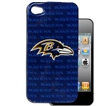 NFL Baltimore Ravens iPhone 4 & 4S Cell Phone Case